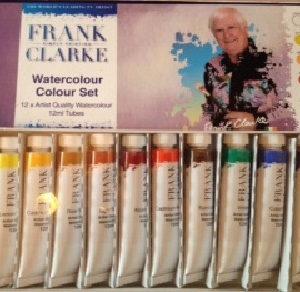 12 Tubes Paint Set